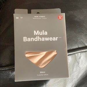 New in box lululemon mula bandhawear bikini xs nib